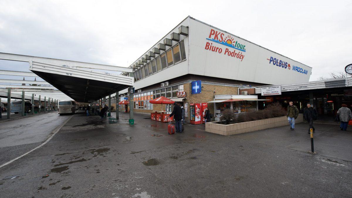 Tak wyglądał dawny Dworzec Autobusowy we Wrocławiu [ZDJĘCIA].