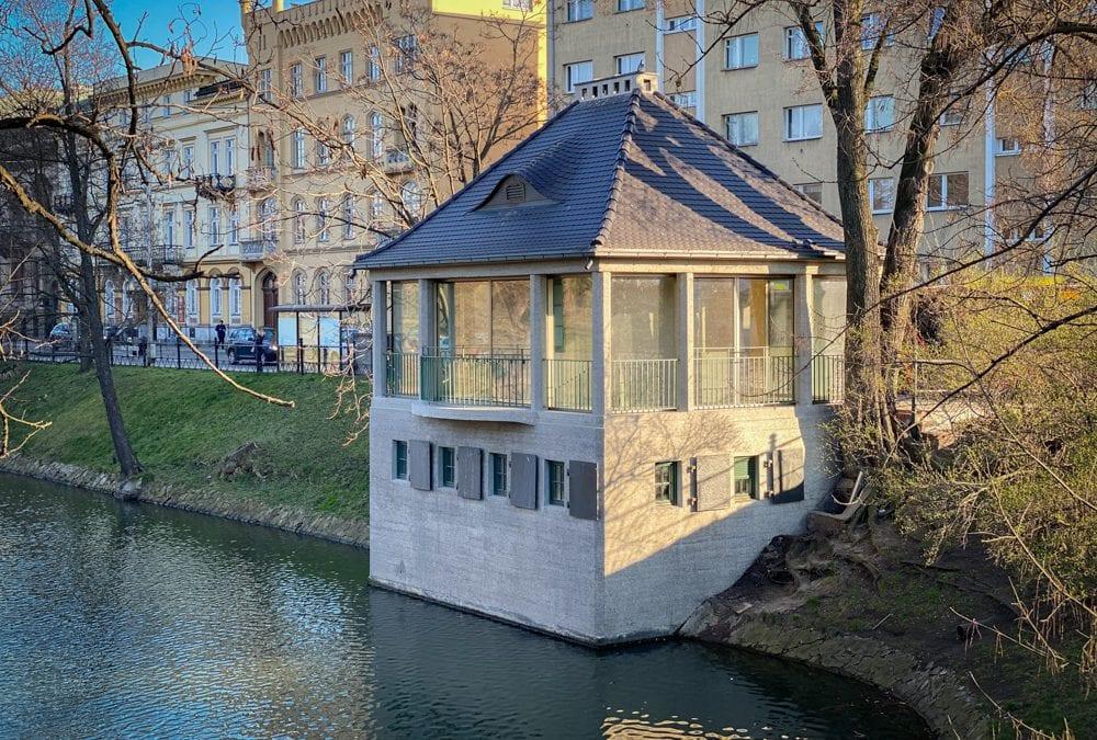 ZZK wybrał najemcę kawiarni Cafe Berg.