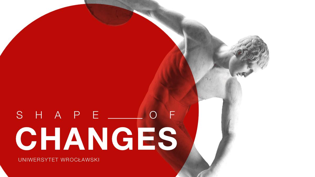 """II edycja TEDxUWr """"Shape of Changes""""."""