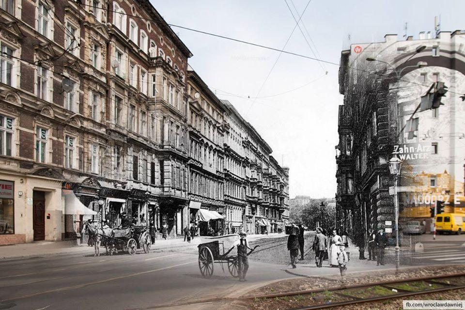 Nadodrze – osiedle jakich mało w Polsce.