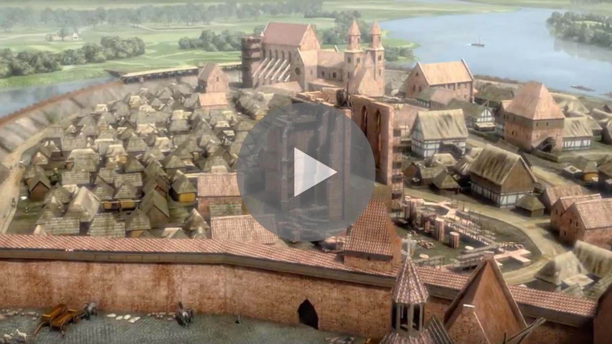 Ostrów Tumski – krótka historia najstarszej części Wrocławia [WIDEO]
