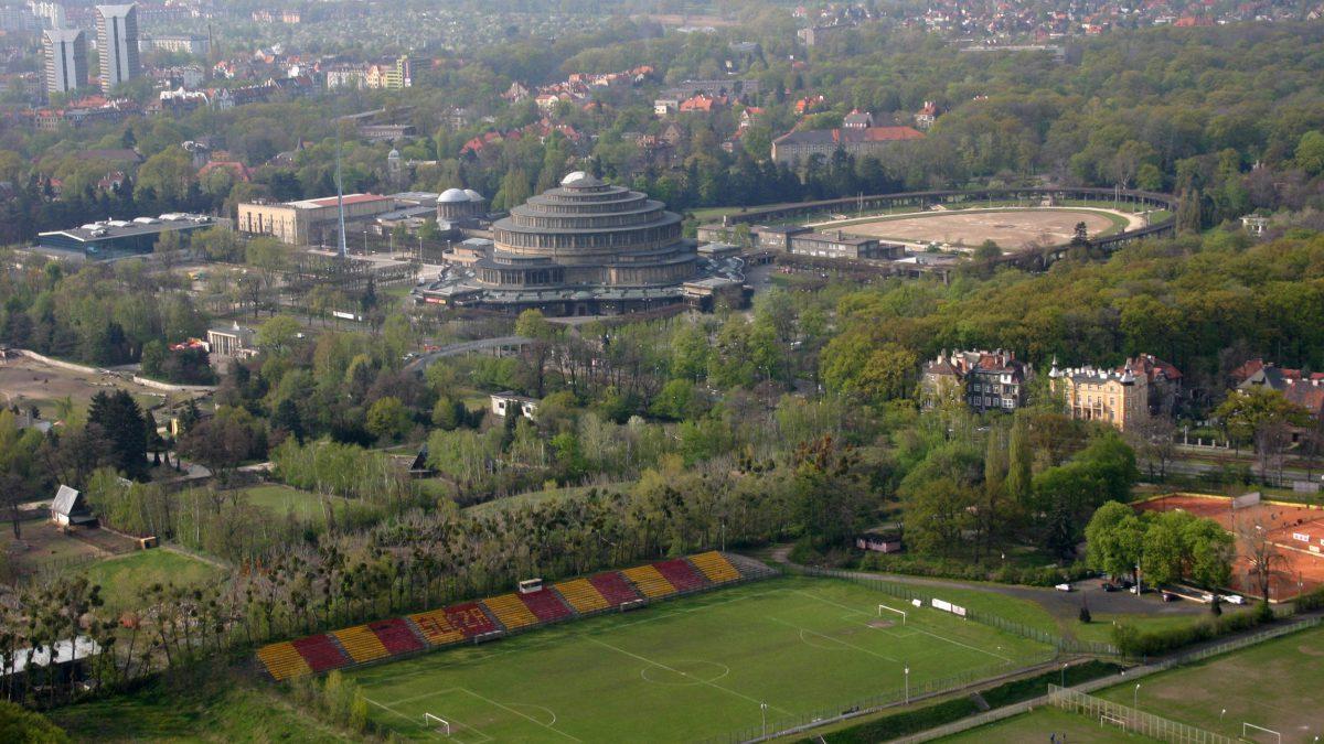 Dąbie – historia najchętniej odwiedzanej części Wrocławia.