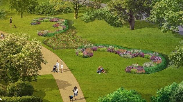 Rondo na Powstańców Śląskich wypięknieje! Będzie tam więcej zieleni.