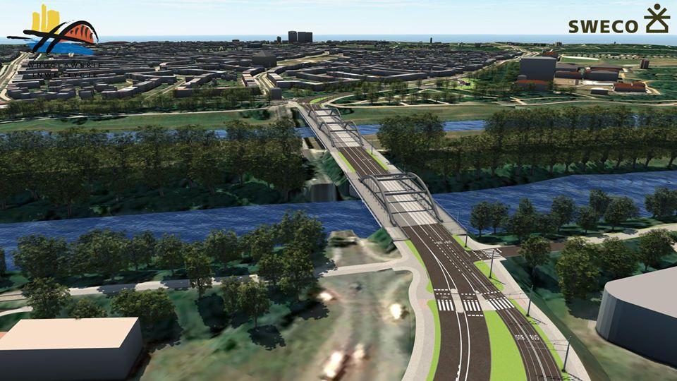 Wrocławskie Inwestycje podpisały umowę na budowę nowych mostów Chrobrego.