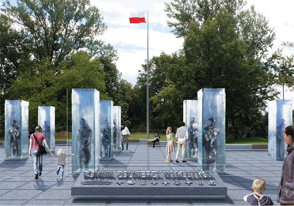 Rozstrzygnięto konkurs na pomnik Żołnierzy Wyklętych we Wrocławiu.