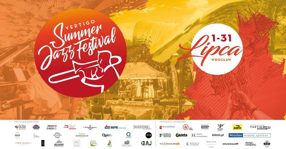 Vertigo Summer Jazz Festival, czyli 31 dni z muzyką Jazzową.