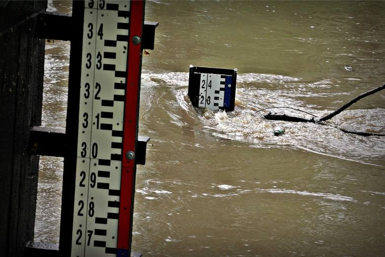Ogłoszono trzeci, najwyższy stopień ostrzeżenia hydrologicznego!
