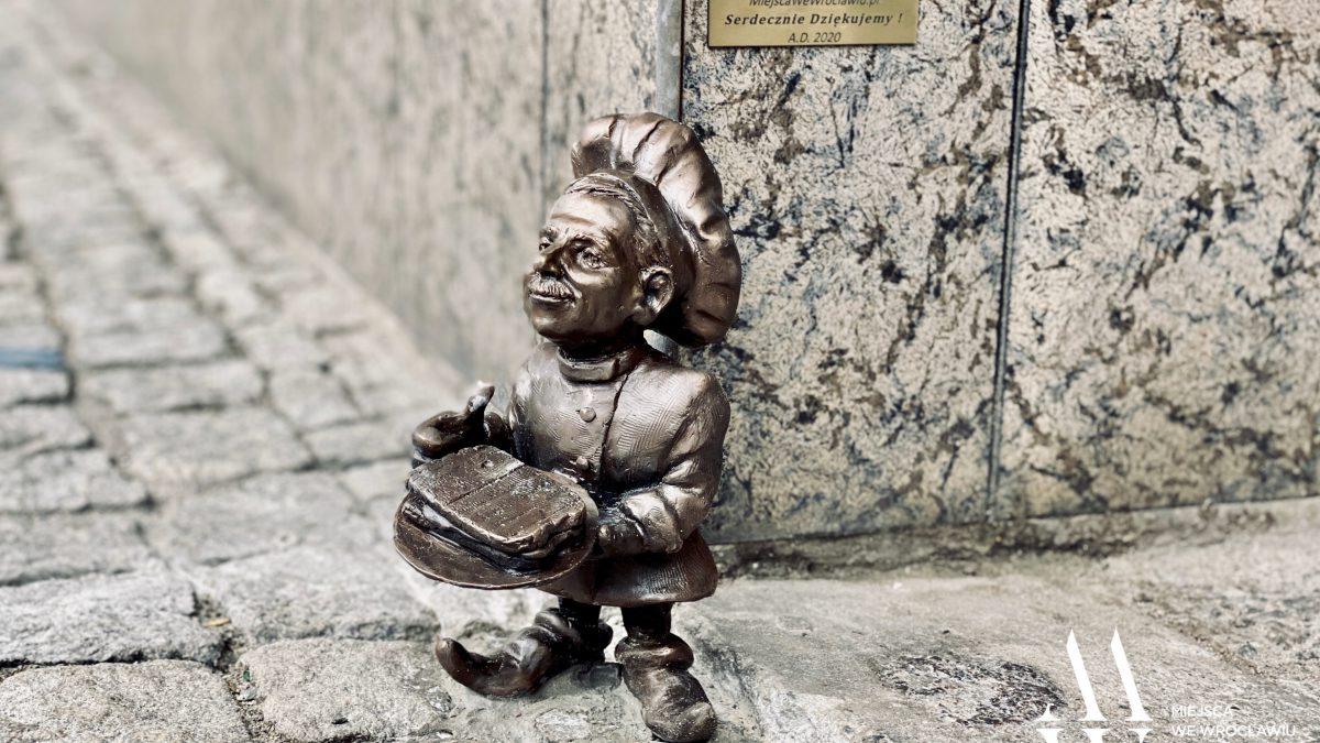Krasnal Witek zamieszkał we Wrocławiu – dziękujemy mieszkańcom!