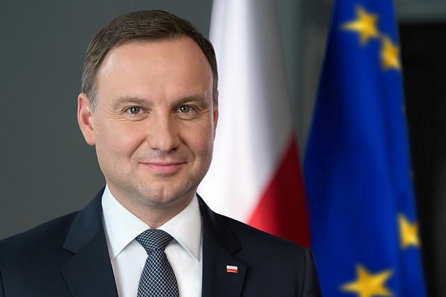 Andrzej Duda pojawi się dziś we Wrocławiu.