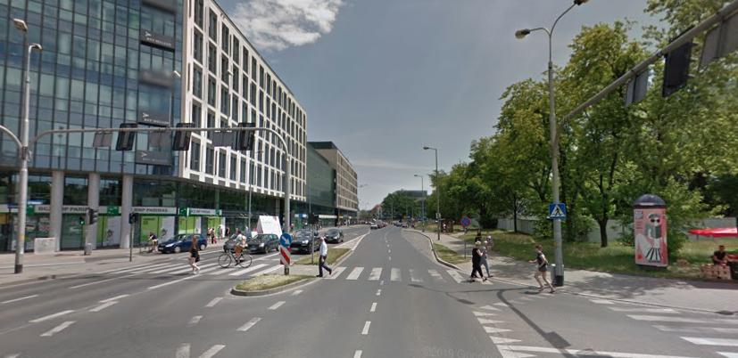 Wzdłuż ulicy Swobodnej powstanie nowa droga dla rowerów.