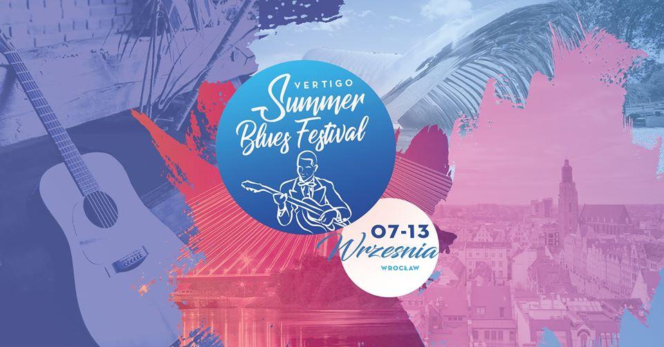 Pierwsza edycja Vertigo Summer Blues Festival już we wrześniu [LISTA KONCERTÓW].