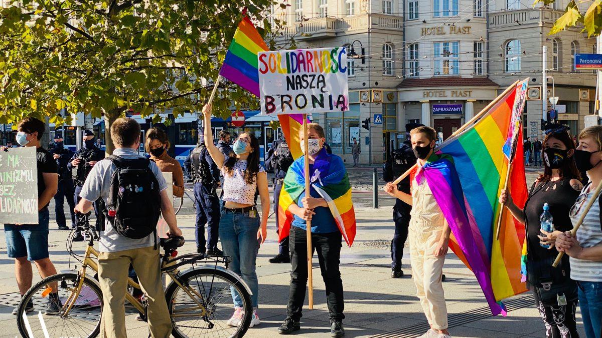 W sobotę 3-go października przez Wrocław przejdzie Marsz Równości 2020.