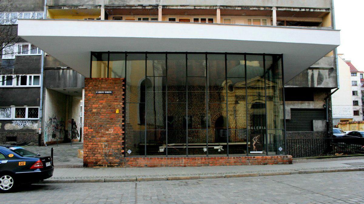 Domek Romański, czyli najstarszy budynek mieszkalny we Wrocławiu.
