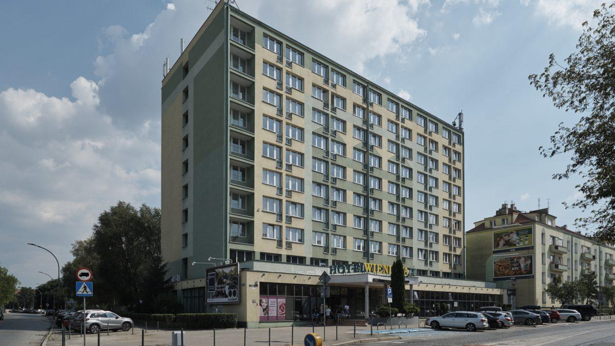 Hotel Wieniawa zamieni się w izolatorium.