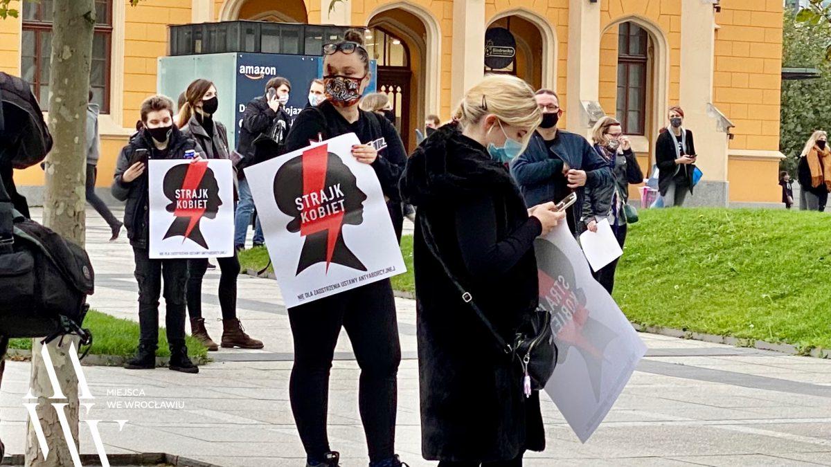 Dziś kobiety zablokują miasto [SZCZEGÓŁY].