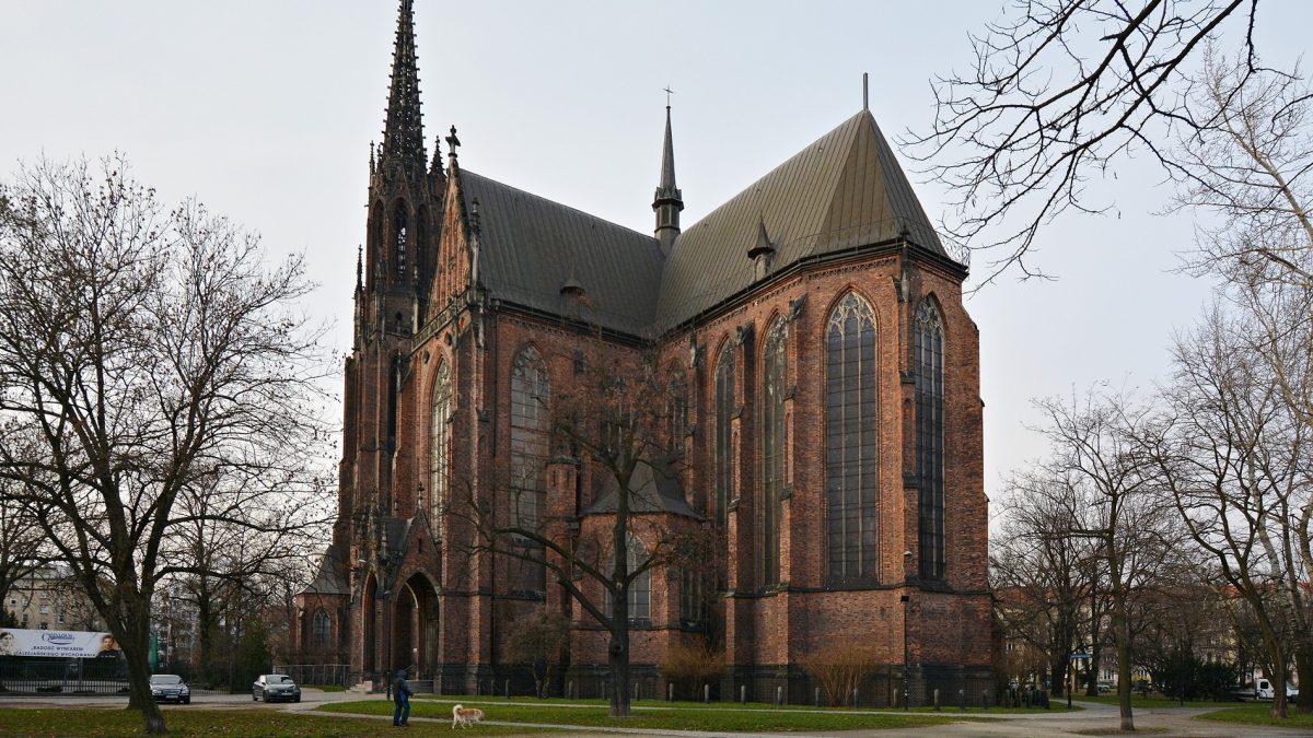 Neogotycka perełka wrocławskiego budownictwa – kościół Michała Archanioła.
