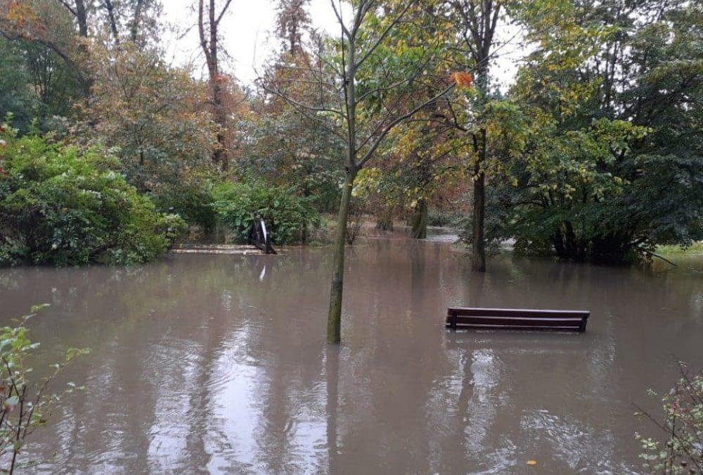 We Wrocławiu obowiązuje 3 stopień zagrożenia hydrologicznego.
