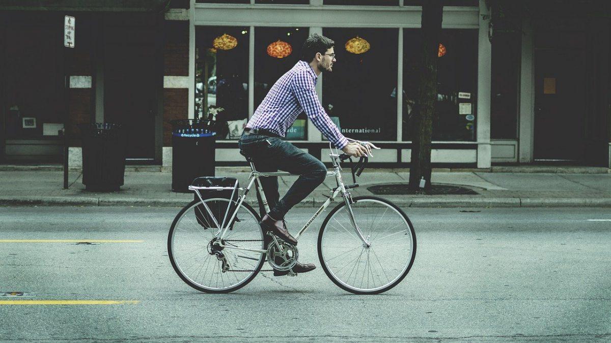 """""""W kółko kręcę"""" – czyli jak zdobywać nagrody za jazdę na rowerze."""