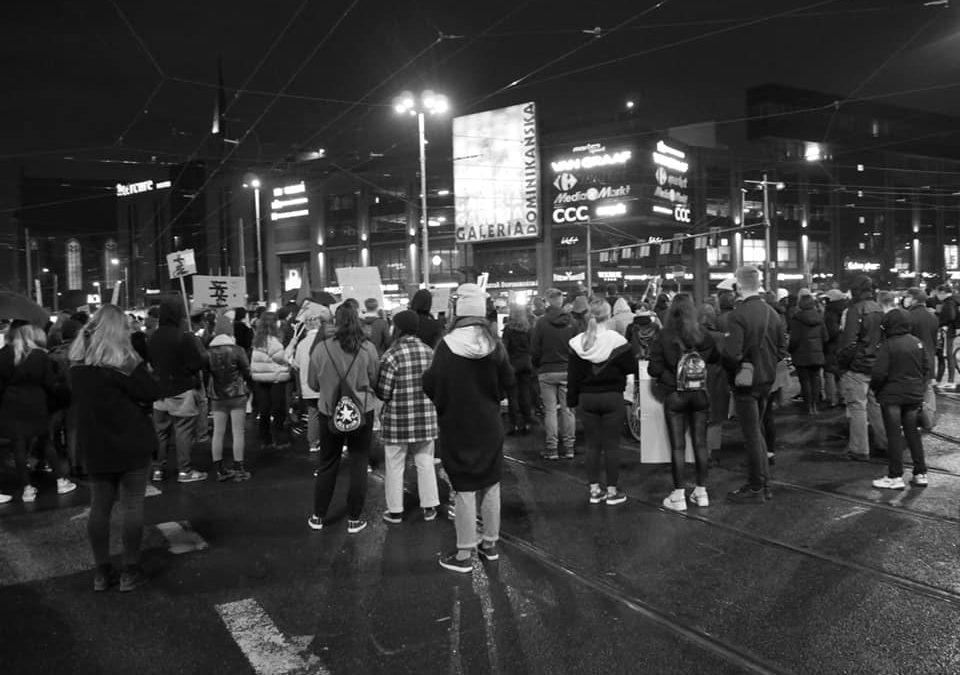 Kolejny dzień protestów we Wrocławiu [LISTA WYDARZEŃ].