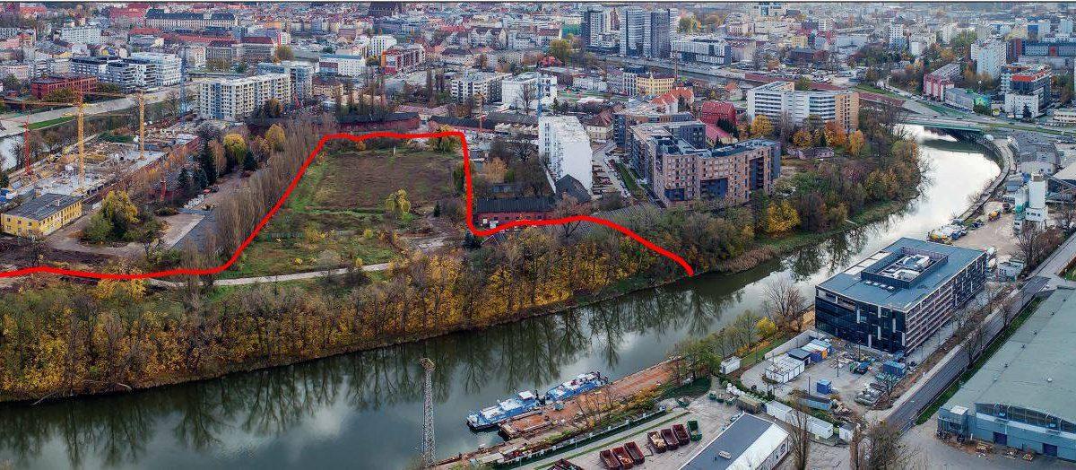 Na Kępie Mieszczańskiej powstanie nowy park.