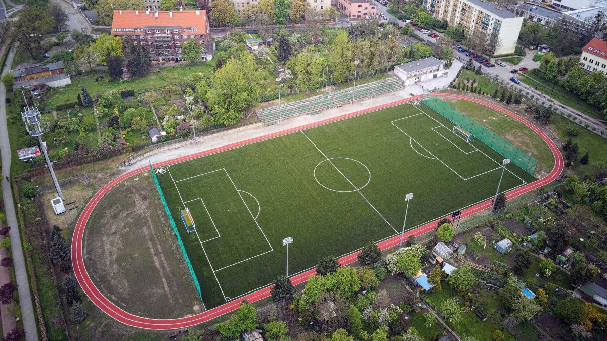 Jeden z wrocławskich stadionów zostanie nazwany im. Diego Armando Maradony.