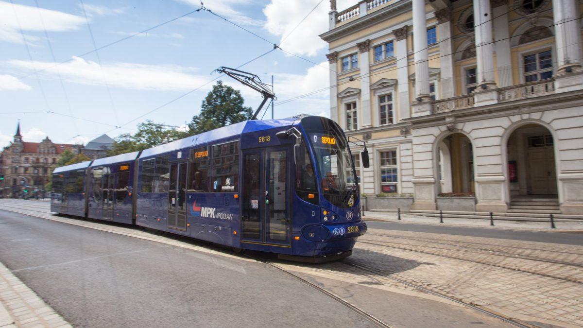 Zmiany tras linii tramwajowych 2 i 10 [SZCZEGÓŁY].