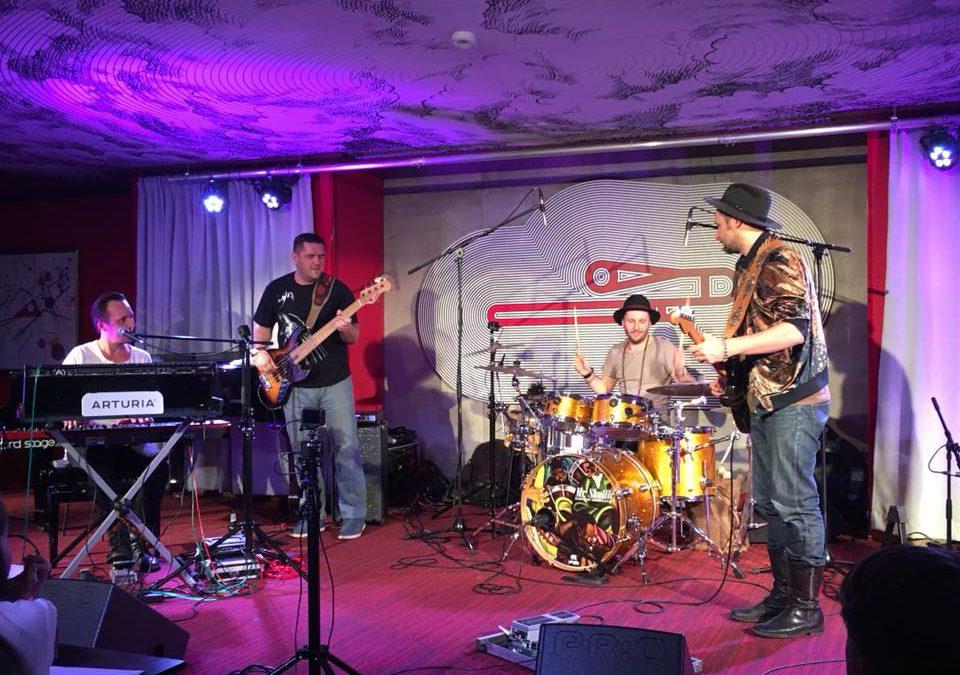 Vertigo Jazz Club zaprasza na transmisje z koncertów na żywo.