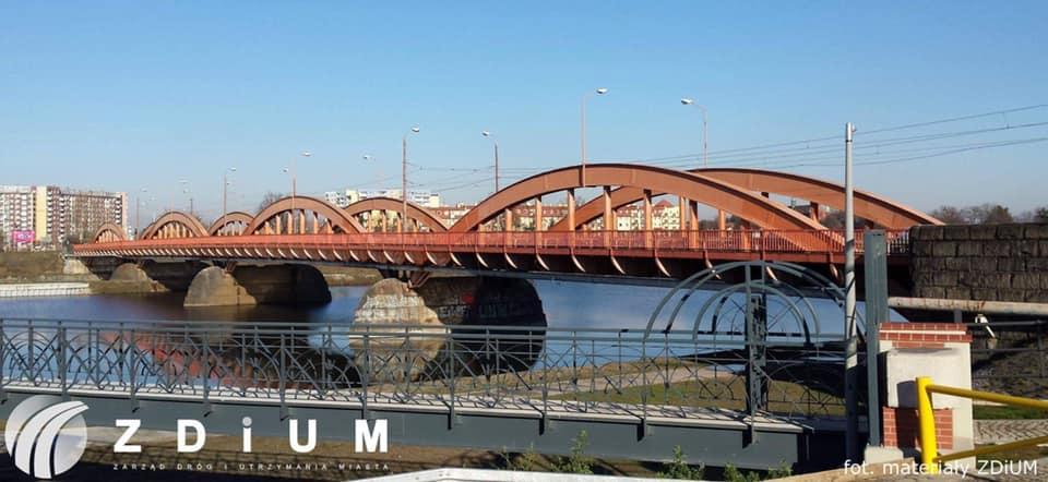 Mosty Trzebnickie przejdą remont.