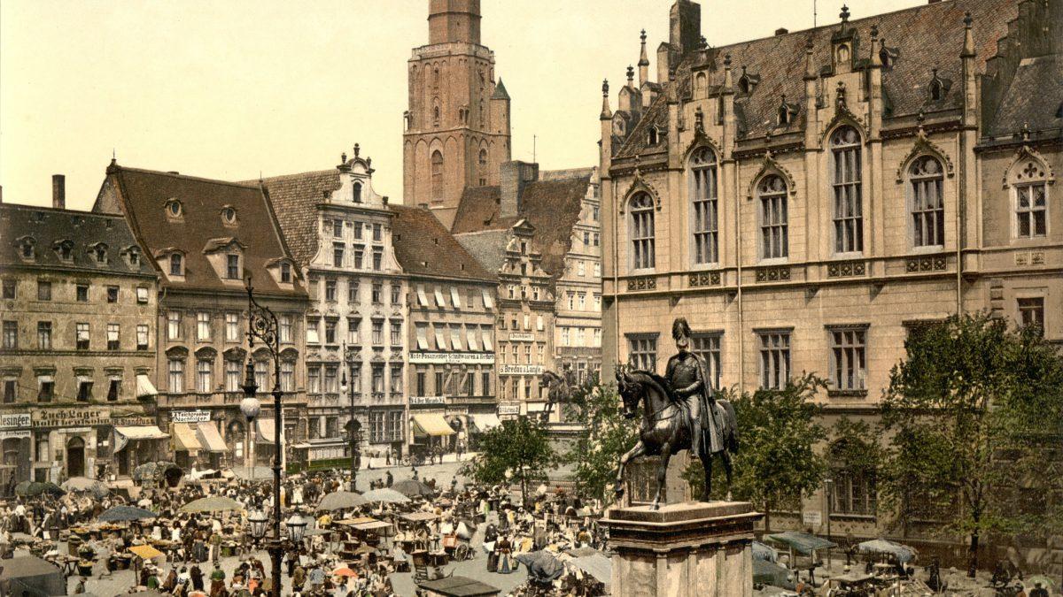 Pomniki we Wrocławiu, które zlikwidowano po II Wojnie Światowej.
