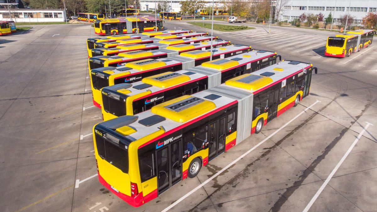 Zmiany w kursowaniu autobusów [2021].