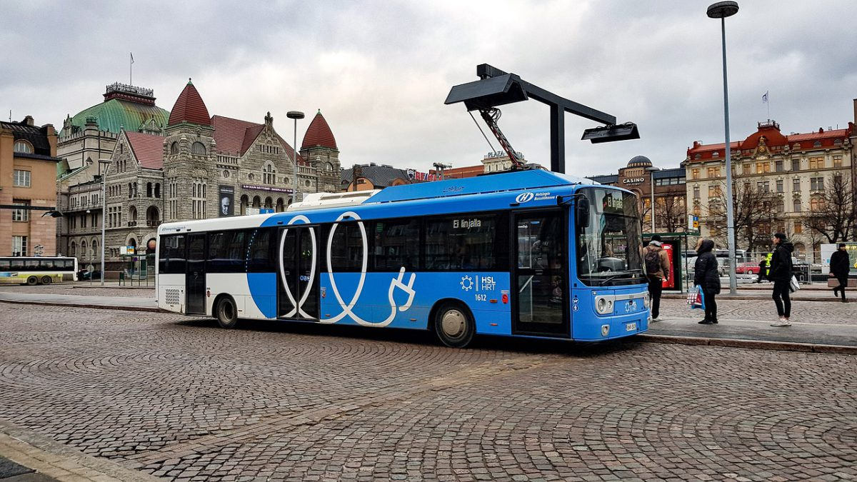 MPK Wrocław chce wprowadzić elektryczne autobusy.