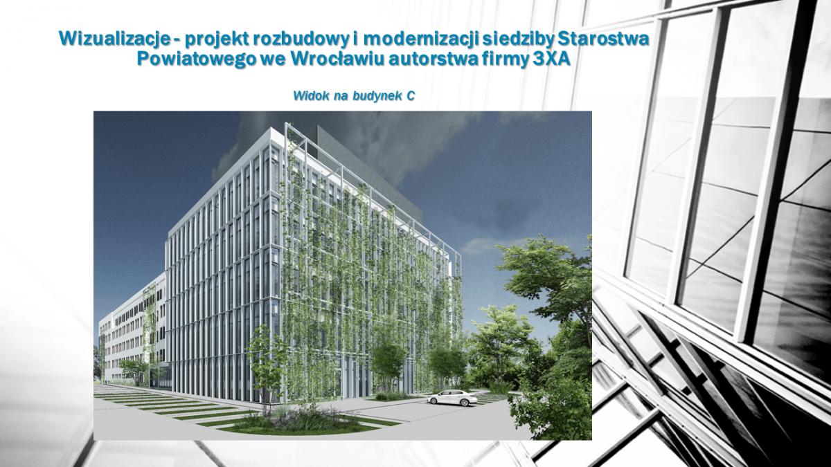 Budynek Starostwa Powiatowego zostanie rozbudowany [WIZUALIZACJE].