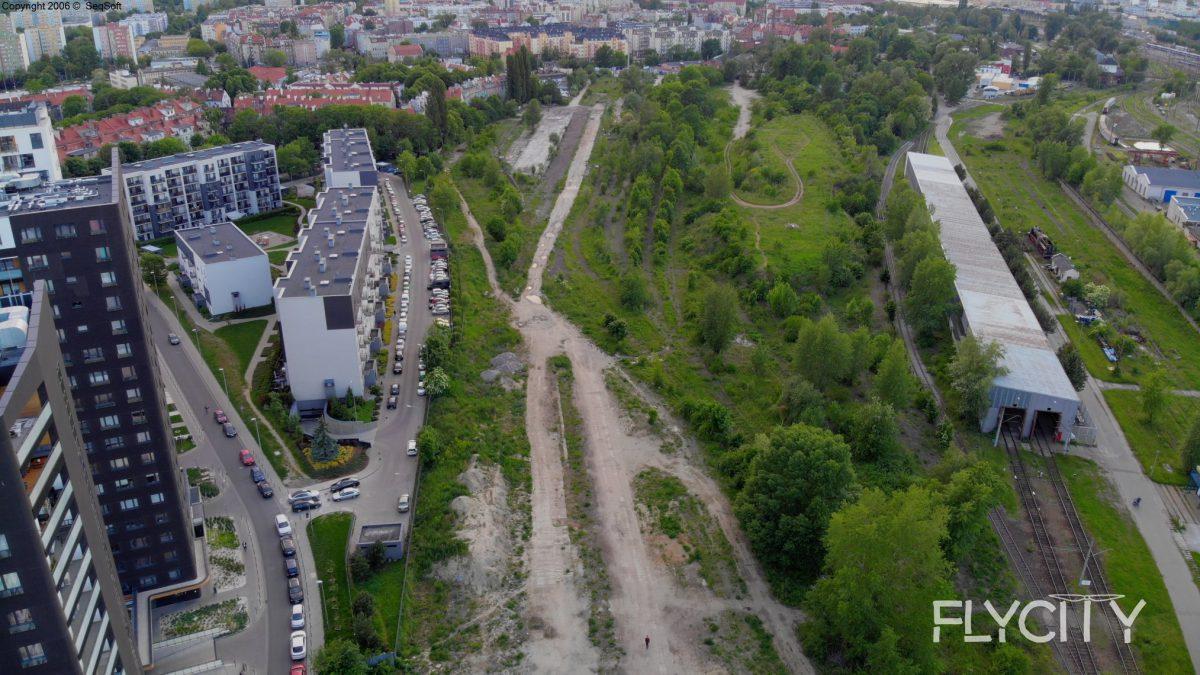 Czy Park Henrykowski zostanie połączony z Parkiem Tarnogajskim?