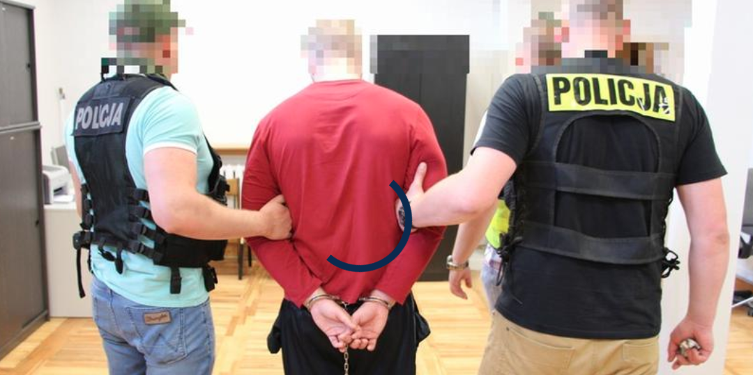 """""""Bomber"""" z Wrocławia skazany na 15 lat więzienia."""