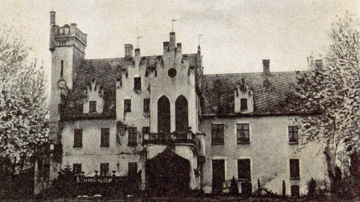 Zobacz jak wyglądały dawne pałace na Stabłowicach [NIEISTNIEJĄCE].