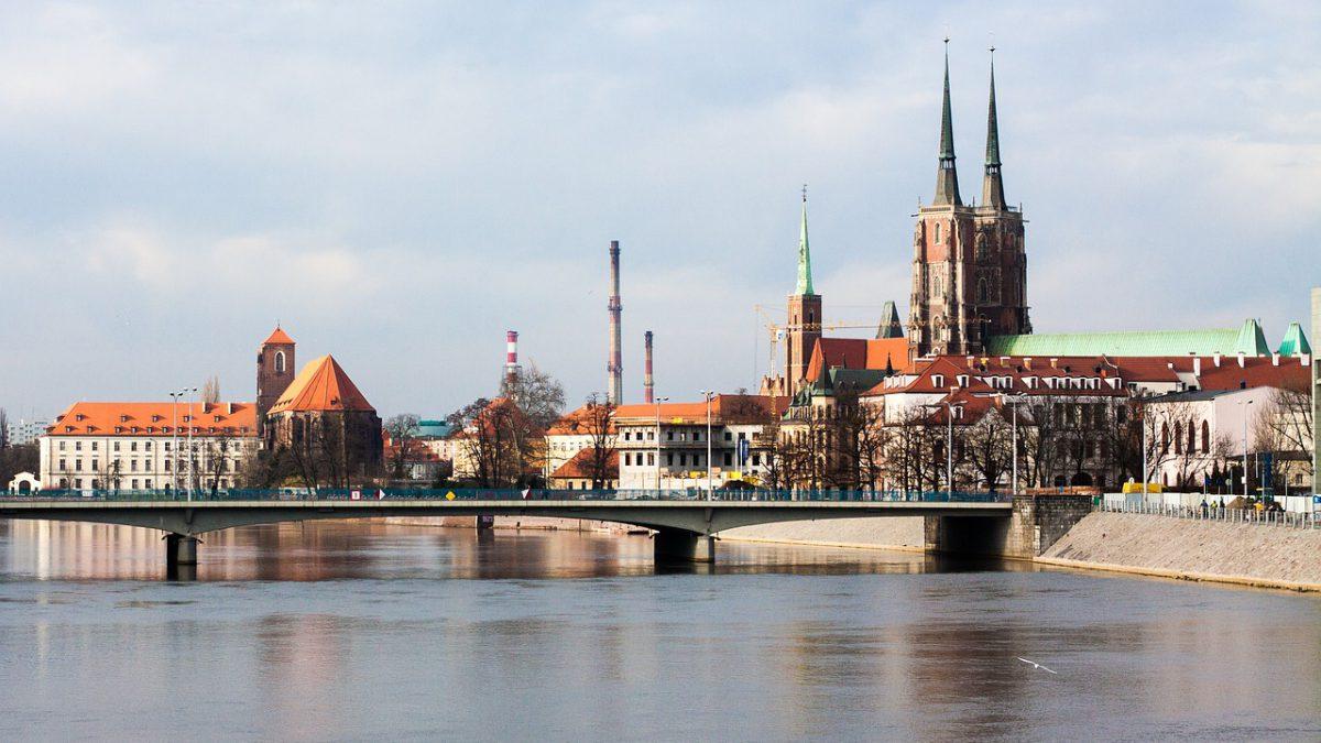 Wrocław w światowym rankingu miast przyszłości.