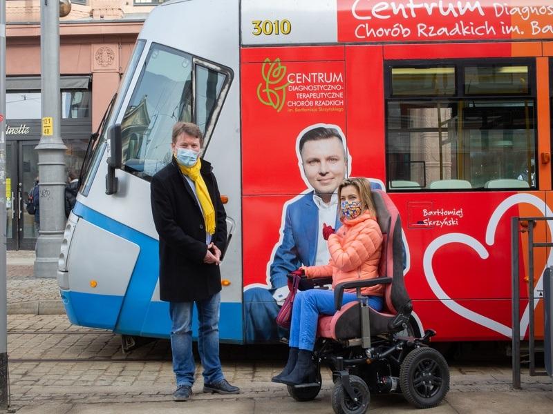 """Wystartowała kampania """"Wrocław bez barier to ludzie""""."""