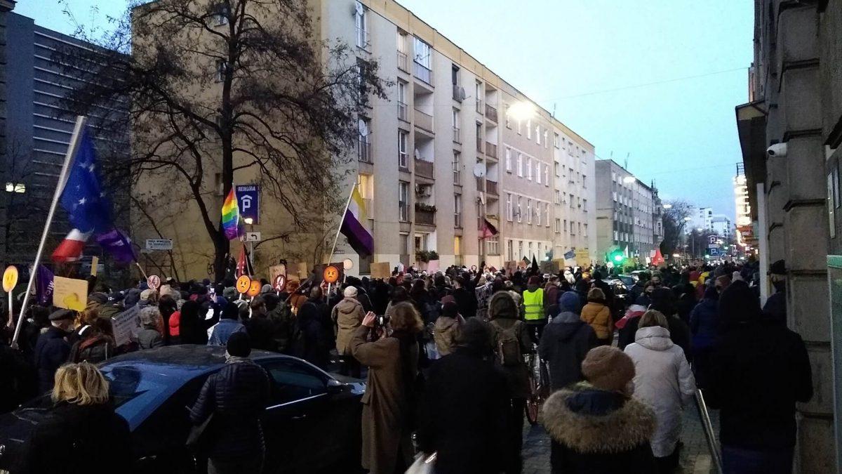 W środę we Wrocławiu odbędzie się kolejny protest.