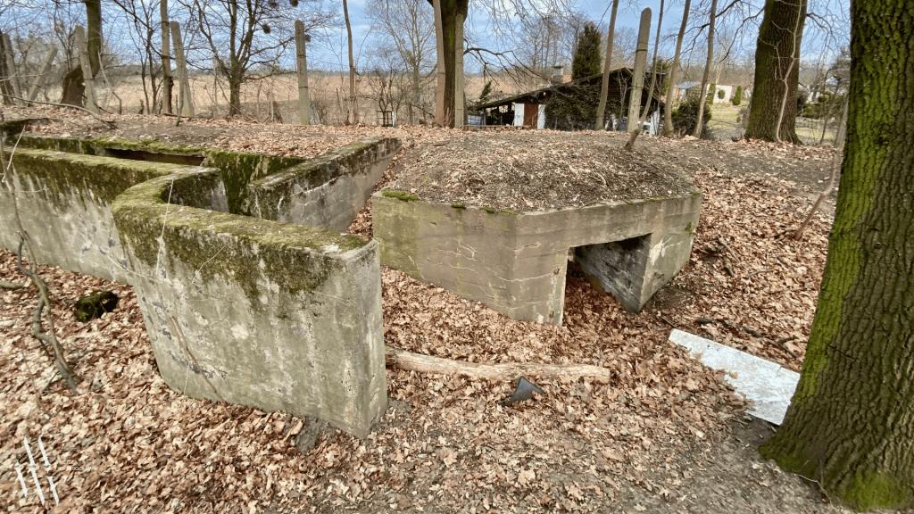 Zapomniany fort piechoty na Sołtysowicach [ZDJĘCIA].