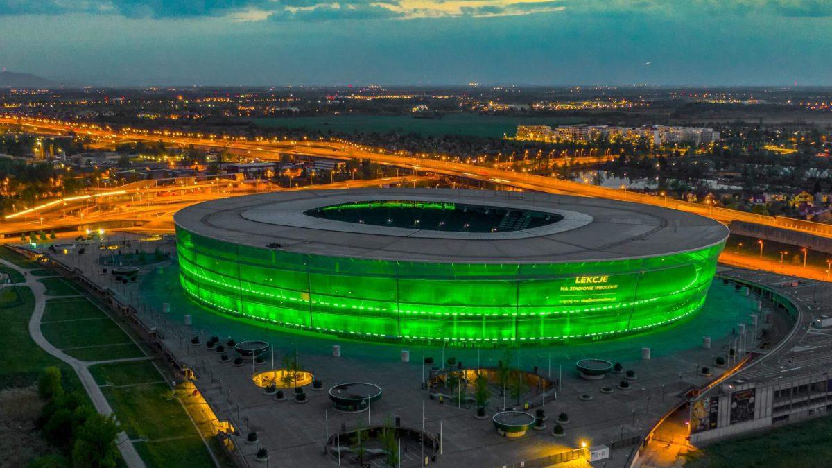 Stadion Wrocław znów się zazieleni!