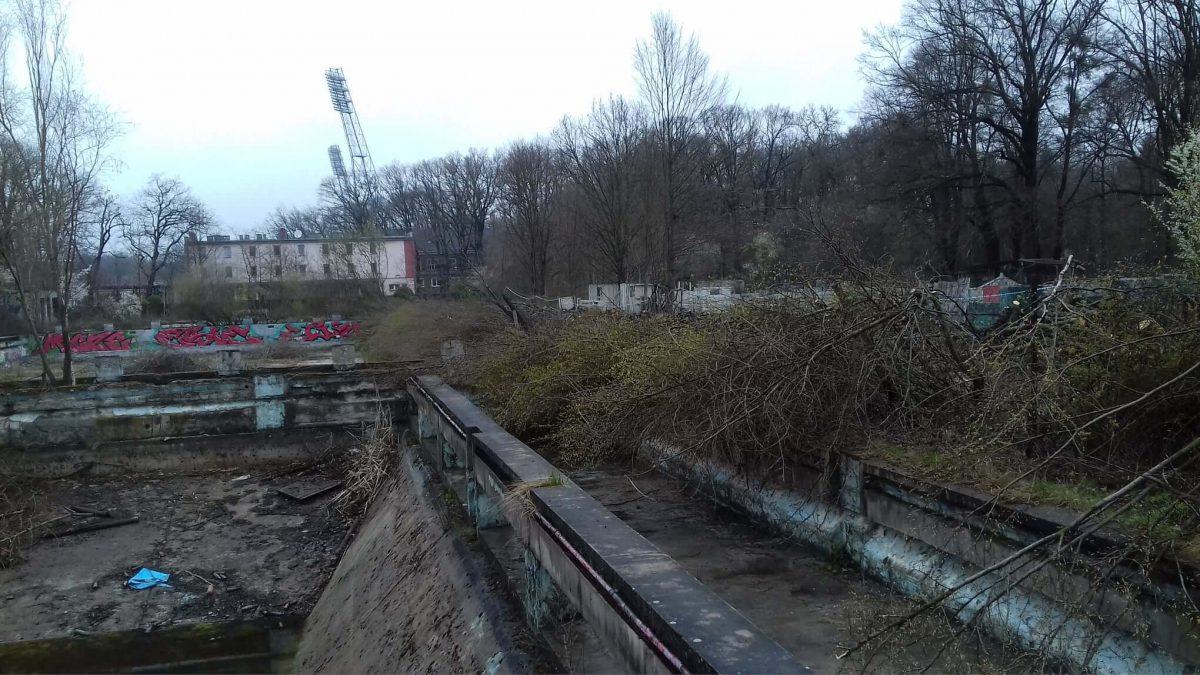 Na terenie dawnego Basenu Olimpijskiego powstanie budynek mieszkalny.