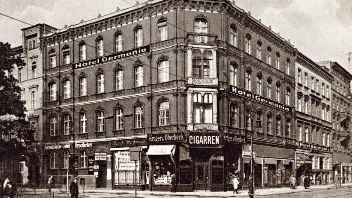 Dawne wrocławskie hotele, o których nie każdy wie [NIEISTNIEJĄCE].