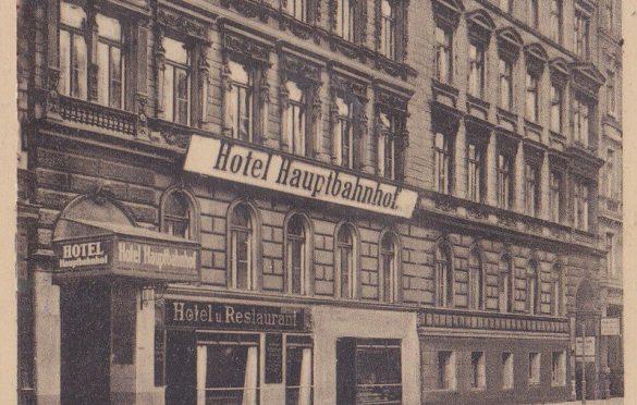 Hotel Hauptbahnhof