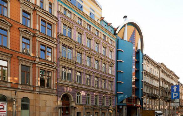Hotel Hauptbahnhof - obecnie