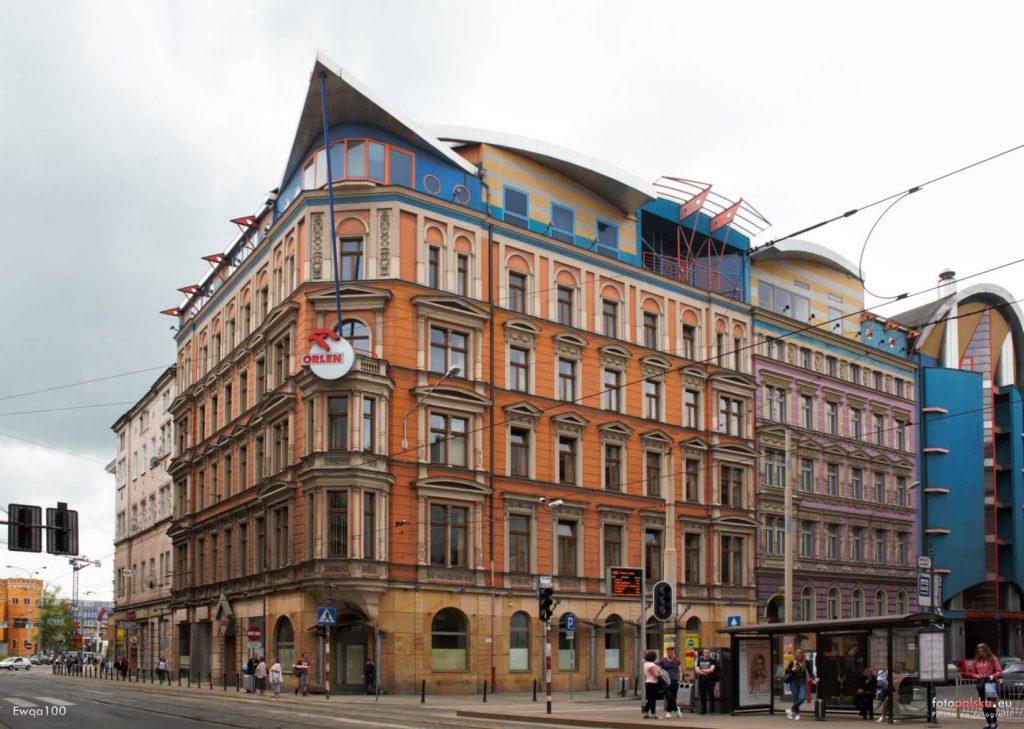 Hotel Reichshof - obecnie