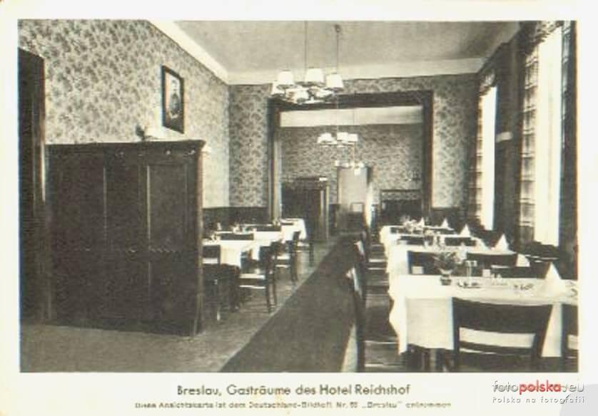 Hotel Reichshof - wnętrze
