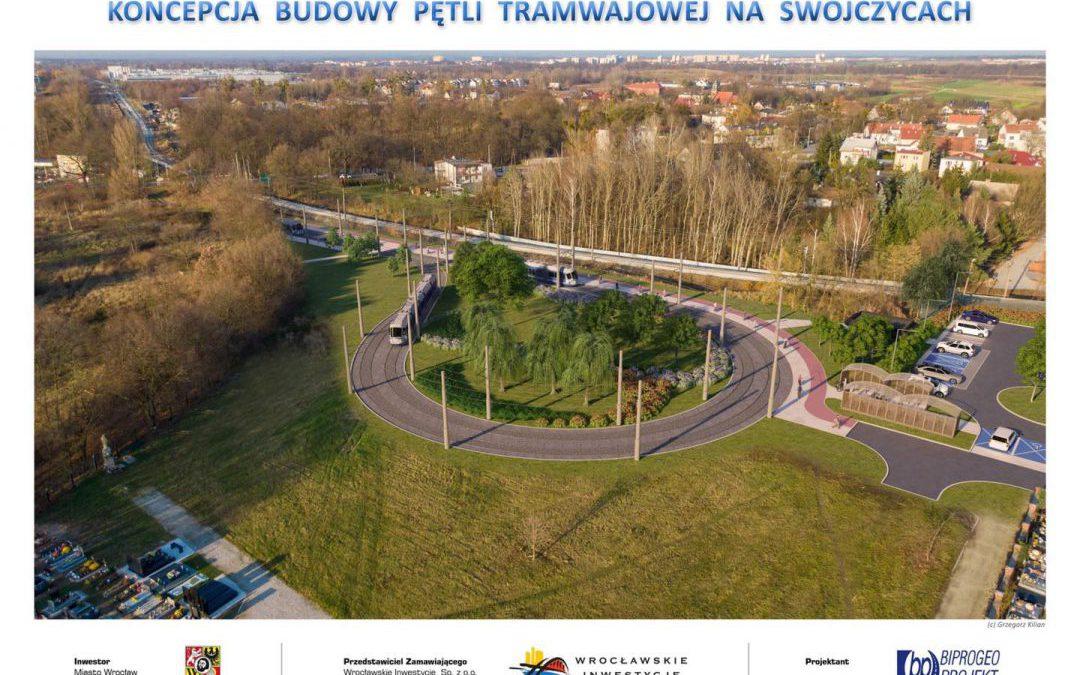 Tramwaj na Swojczyce – trwa analiza złożonych ofert.
