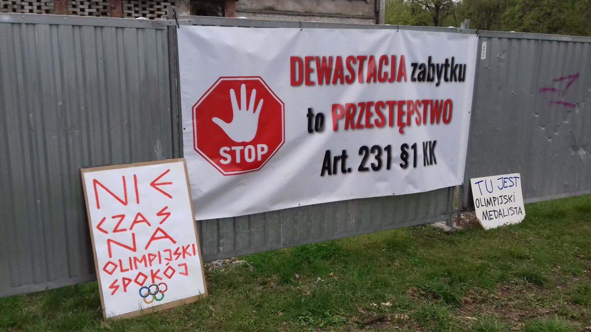 Jest komentarz Urzędu Miasta ws. budowy akademika na terenie dawnego Basenu Olimpijskiego.