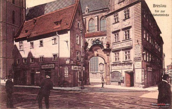 Jaś i Małgosia, lata 1905-1910