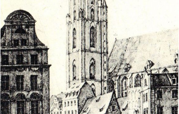 Jaś i Małgosia, 1824 r.